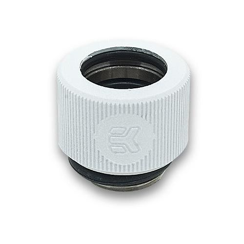 EK Adaptador EK-HDC 12mm. G1/4 White