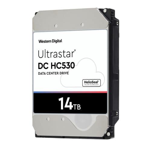 HDD 14Tb Western Digital Ultrastar DC HC530 3.5 SAS 7200rpm