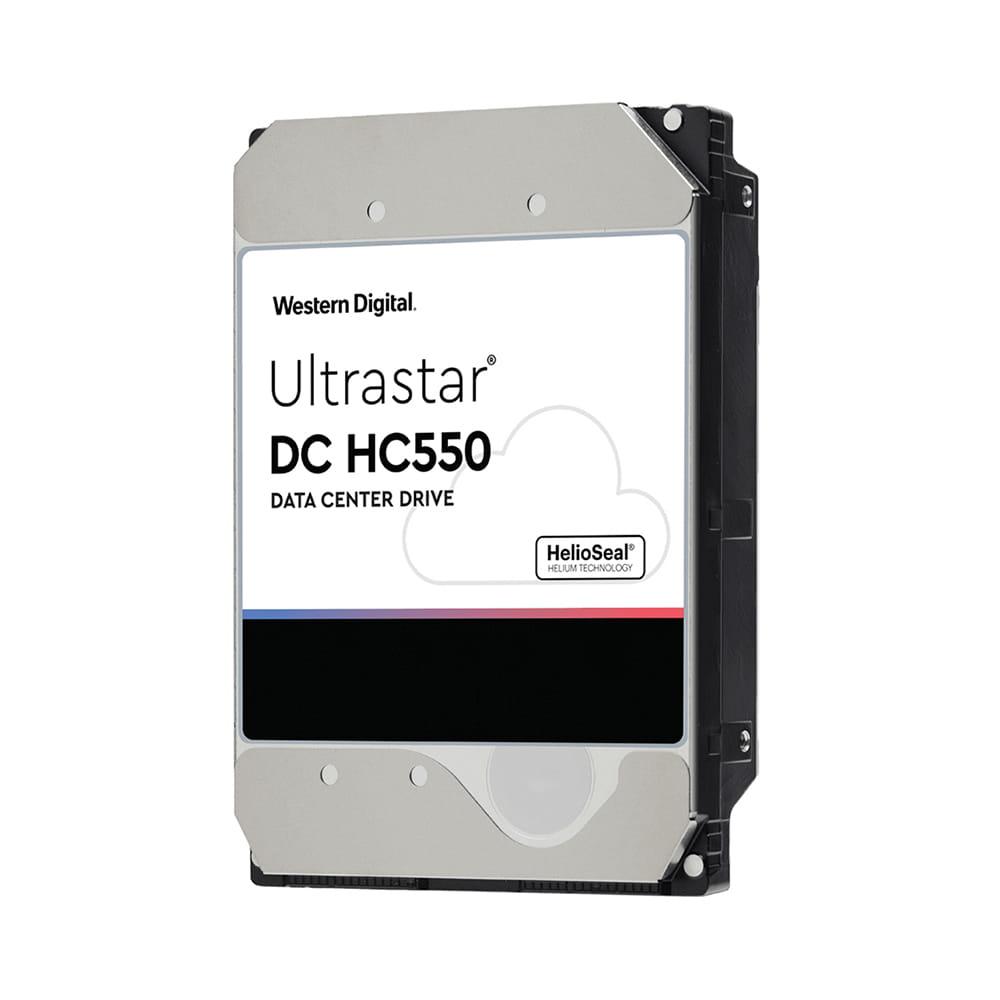 HDD 16Tb Western Digital Ultrastar DC HC550 3.5 SATA3 7200rpm