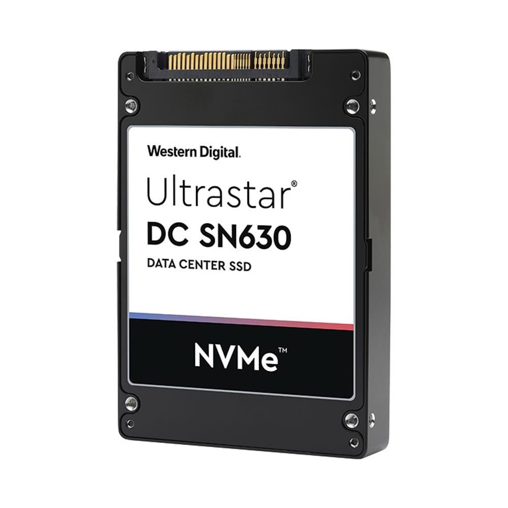 SSD 1.92Tb Western Digital Ultrastar DC SN630 2.5 U.2 PCIe/NVMe