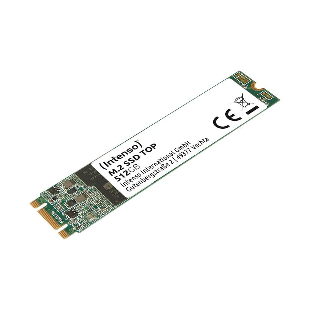 SSD 512Gb Intenso Top Performance SATAIII M.2 Type 2280