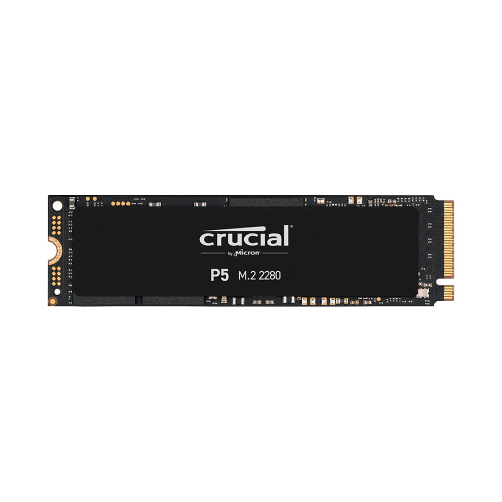 SSD 2Tb Crucial P5 M.2 PCIe/NVMe Type 2280