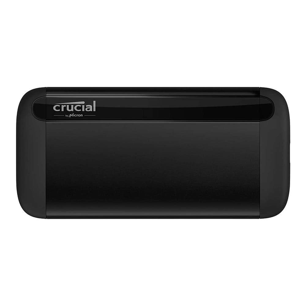 Crucial SSD portátil X8 500GB USB 3.1