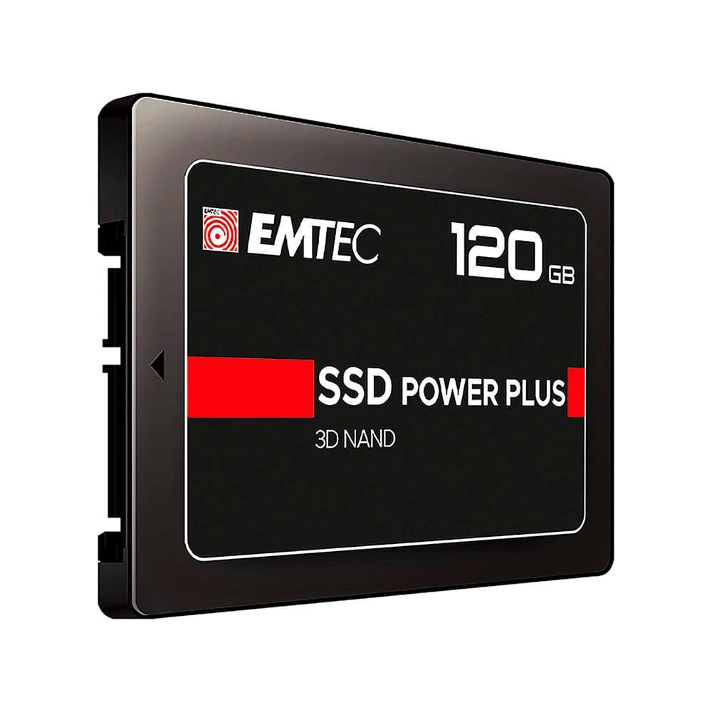 SSD 120Gb Emtec X150 Power Plus 2.5 SATA3