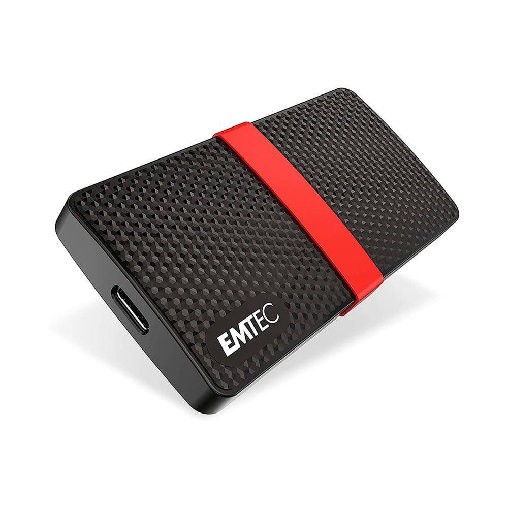 Emtec X200 256Gb USB 3.2 Negro
