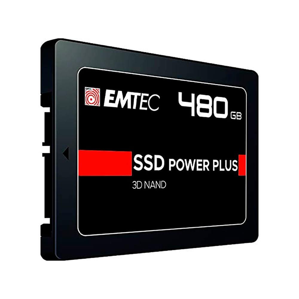 SSD 480Gb Emtec X150 Power Plus 2.5 SATA3