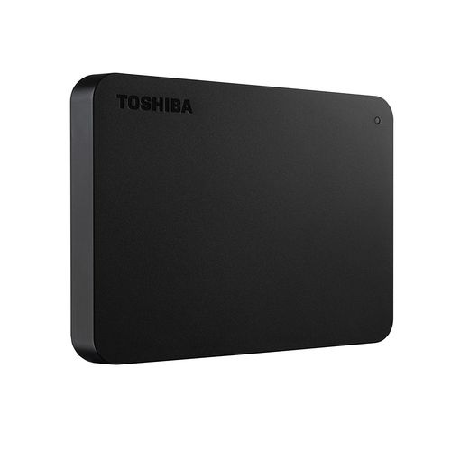 Toshiba Canvio Basics 500Gb USB 3.0. Negro