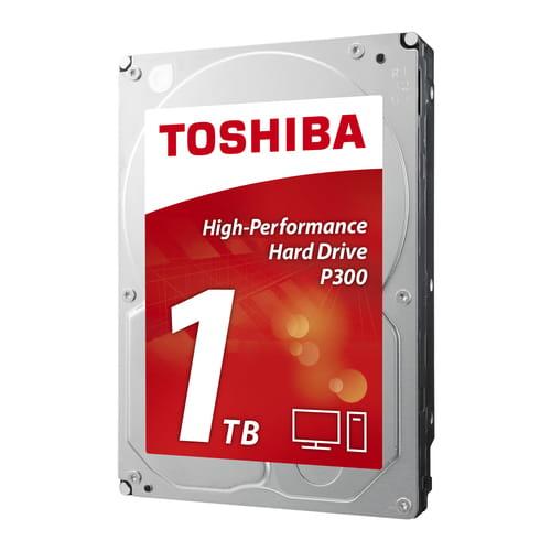 HDD 1Tb Toshiba P300 3.5 SATA3 7200rpm