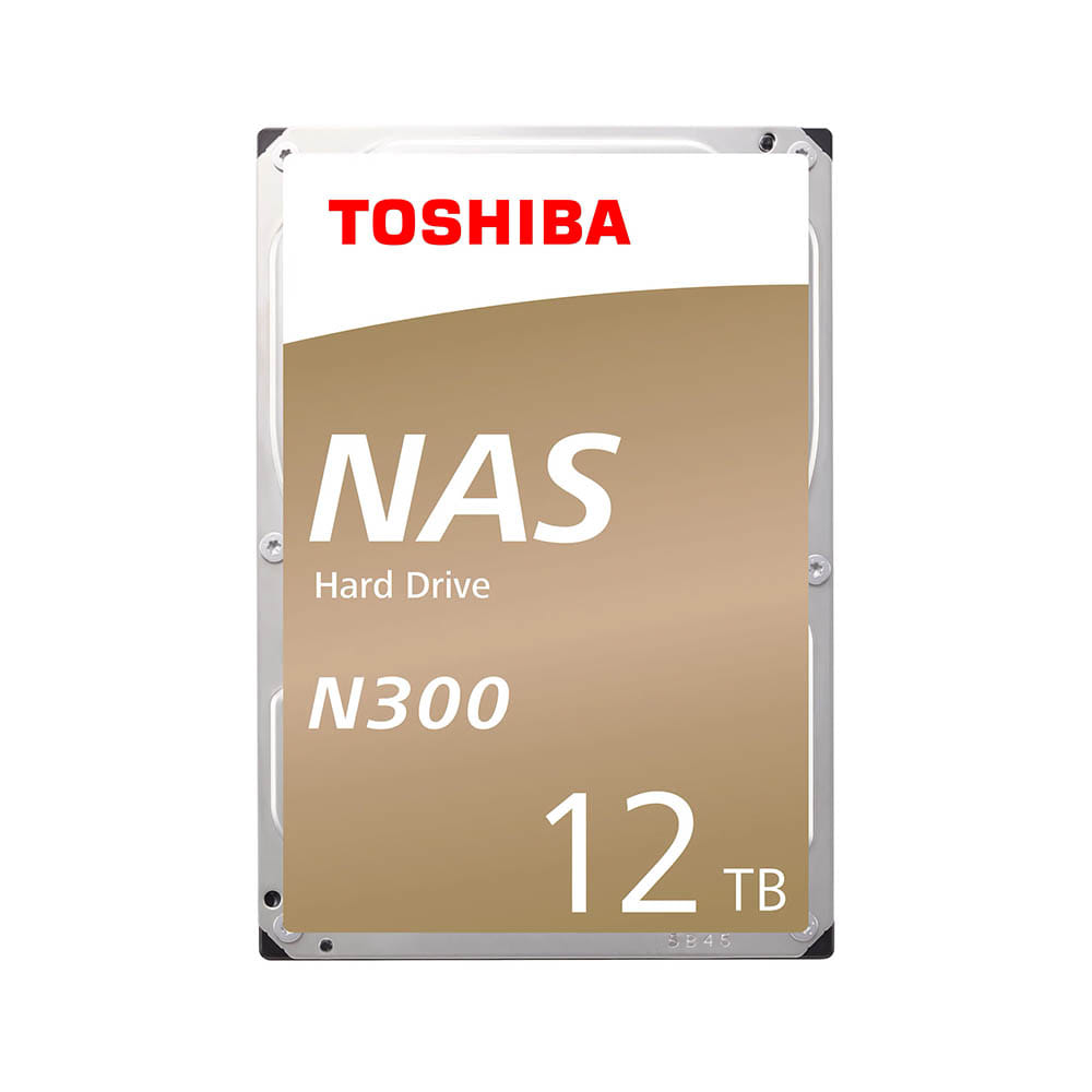 "HDD 12Tb Toshiba N300 3.5"" SATA3 7200rpm"