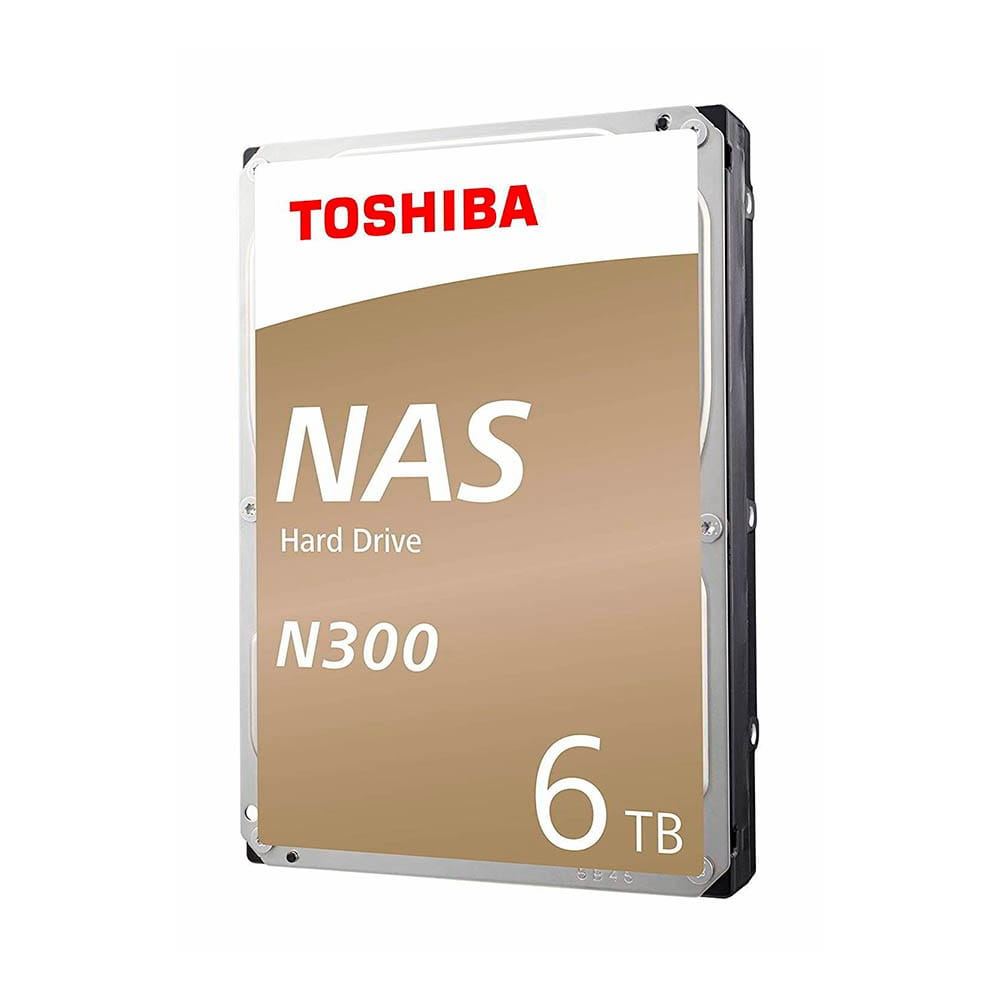 "HDD 6Tb Toshiba N300 3.5"" SATA3 7200rpm"