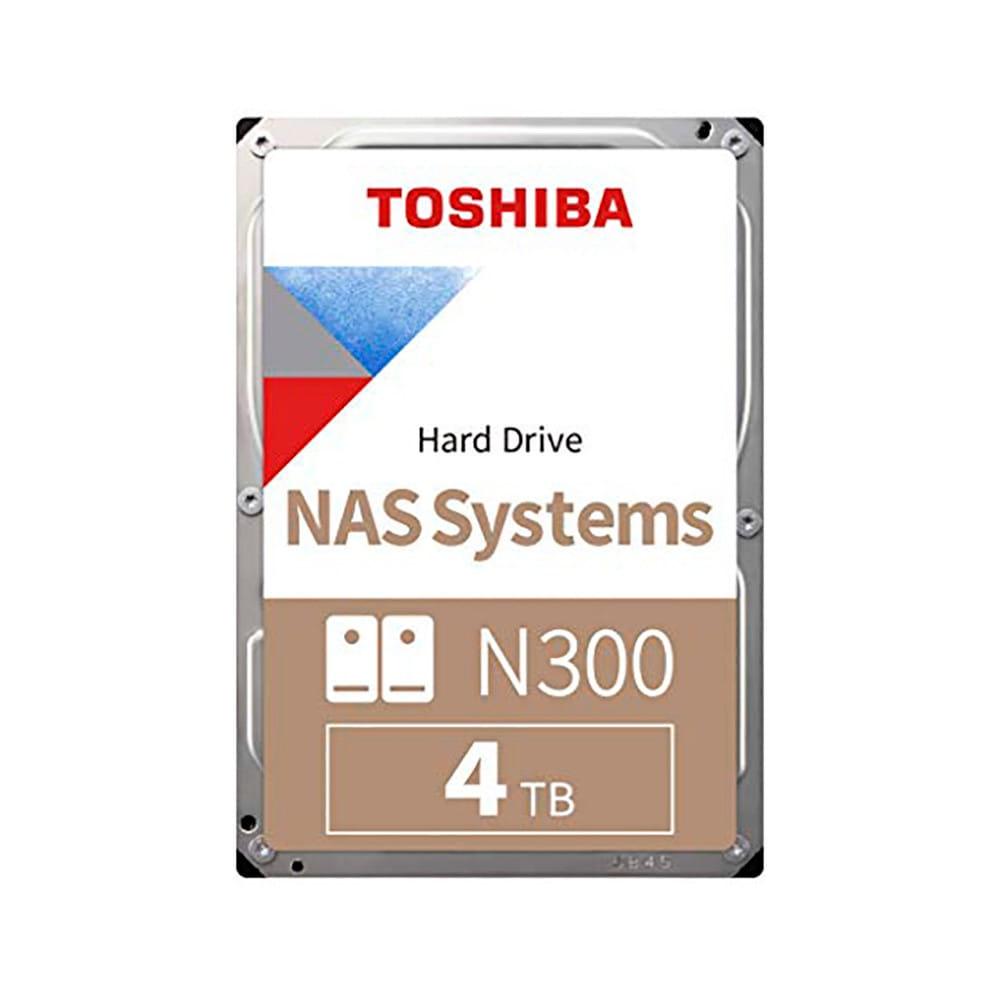 "HDD 4Tb Toshiba N300 3.5"" SATA3 7200rpm 128Mb"
