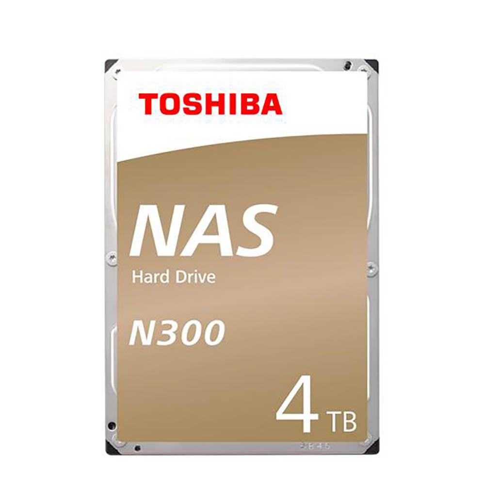 "HDD 4Tb Toshiba N300 3.5"" SATA3 7200rpm"