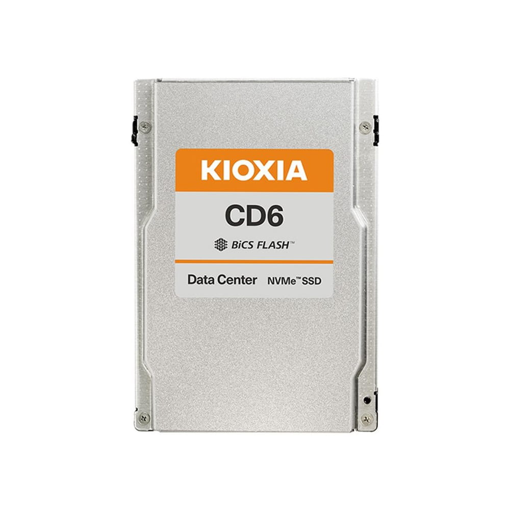 SSD 1.92Tb Kioxia CD6-R 2.5 PCIe/NVMe