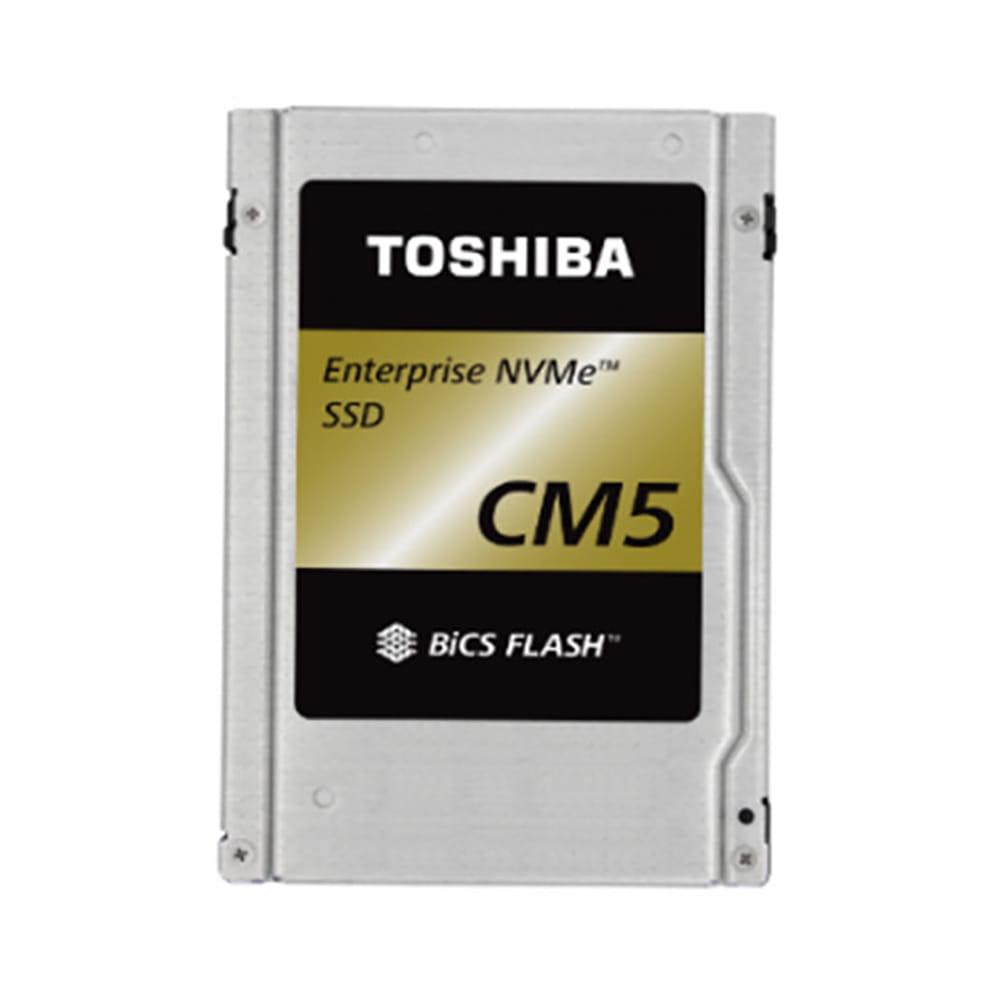 SSD 960Gb Kioxia CM5-R 2.5 PCIe/NVMe
