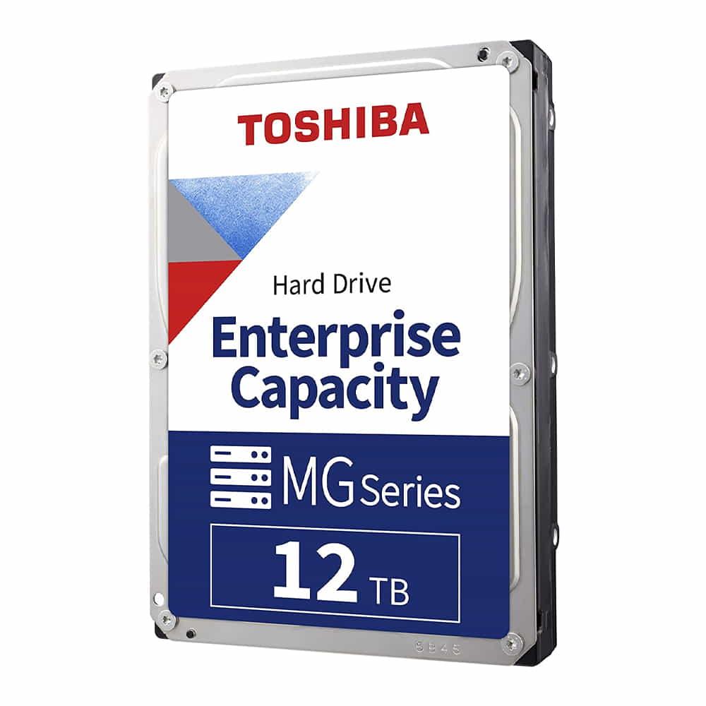 HDD 12Tb Toshiba Serie MG07ACA12TE 3.5 SATA3 7200rpm