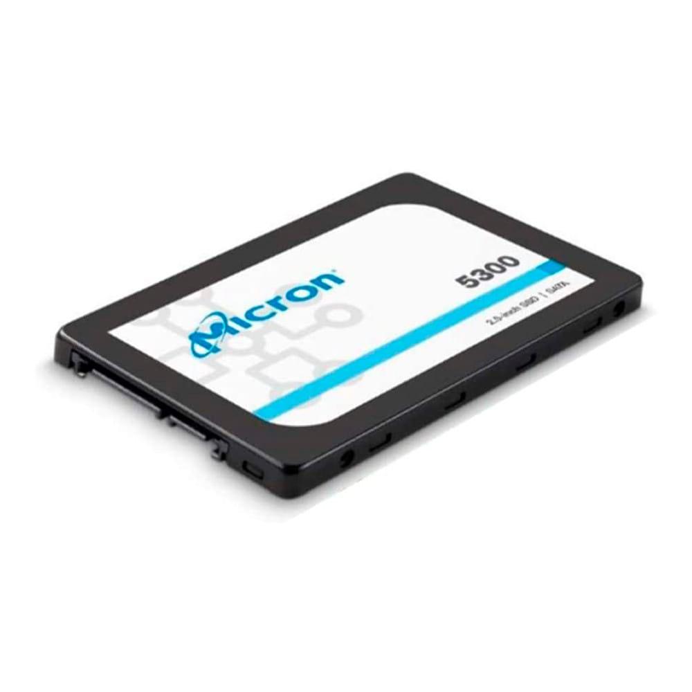 SSD 1.92Tb Crucial 5300 Max 2.5 SATA3