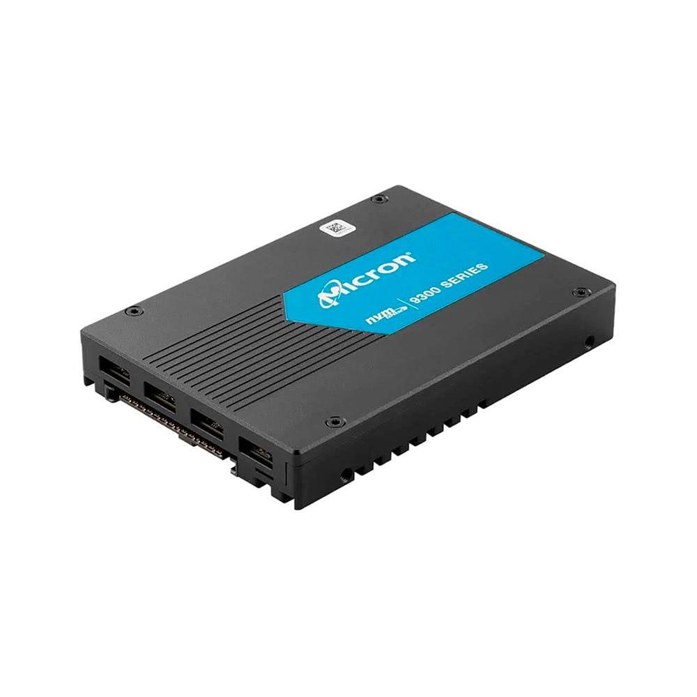 SSD 6.4Tb Crucial 9300 Max U.2 PCIe/NVMe