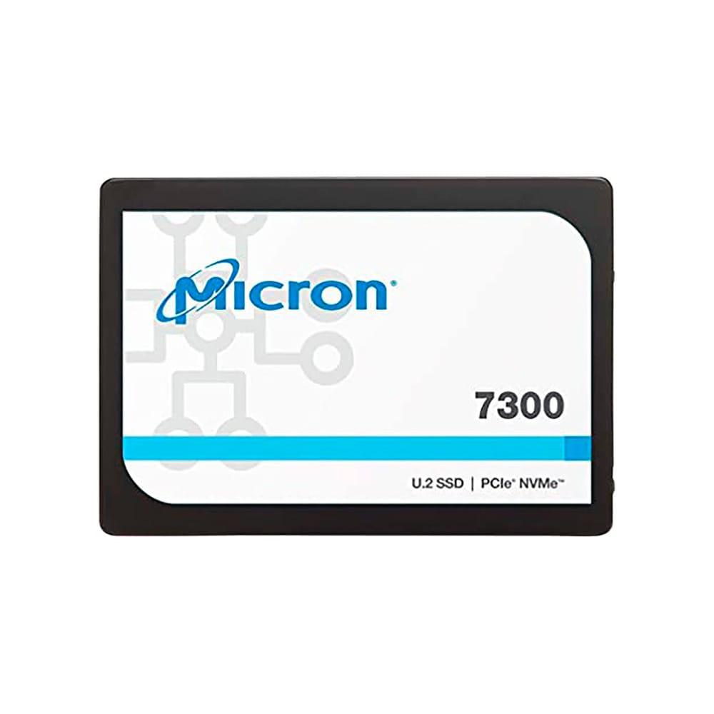 SSD 6.4Tb Micron 7300 Max 2.5 PCIe/NVMe