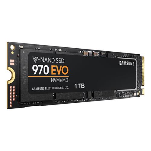SSD 1Tb Samsung 970 EVO NVMe M.2 Type 2280 REFURBISHED