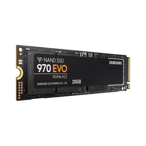 SSD 250Gb Samsung 970 EVO NVMe M.2 Type 2280