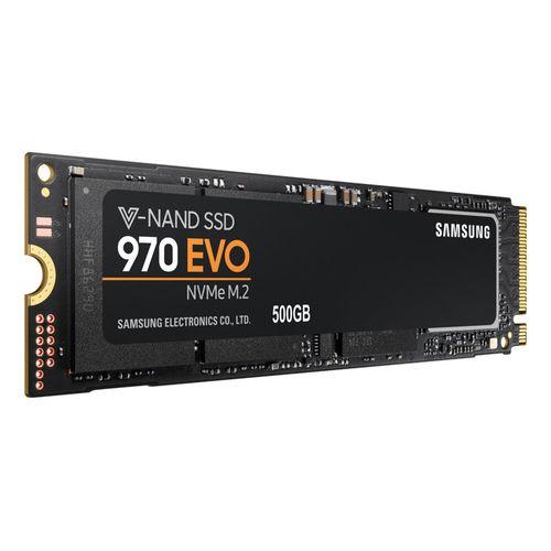 SSD 500Gb Samsung 970 EVO NVMe M.2 Type 2280