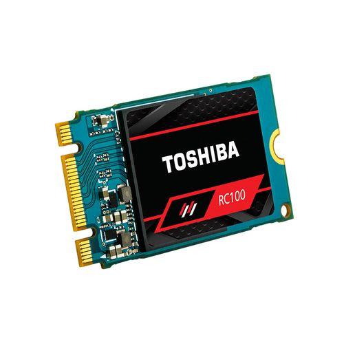 SSD 120Gb Toshiba RC100 NVMe M.2 Type 2242