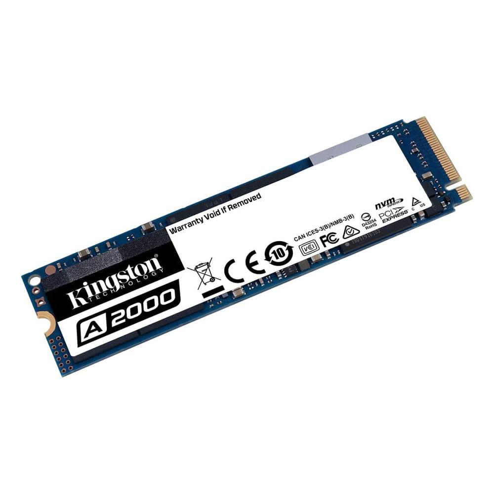 SSD 500Gb Kingston A2000 NVMe M.2 Type 2280
