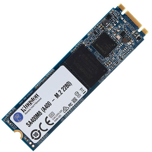 SSD 240Gb Kingston A400 SATA III M.2 Type 2280 REFURBISHED