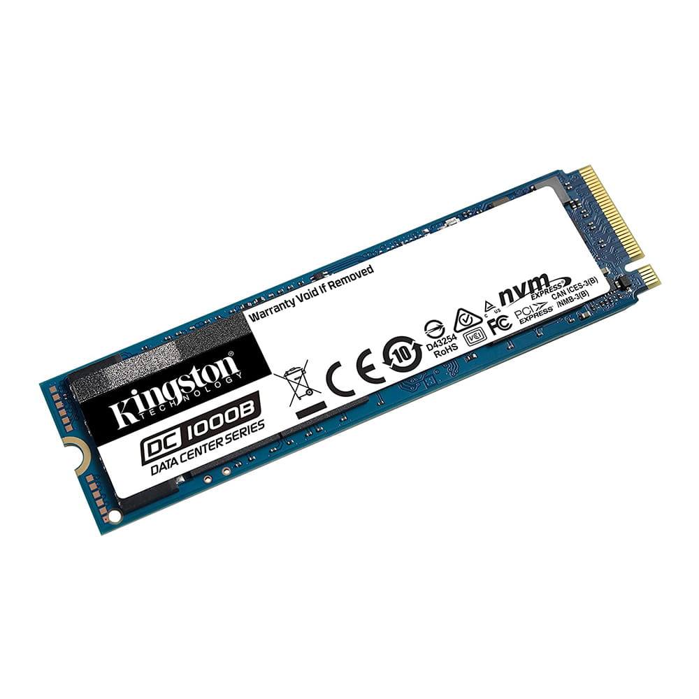 SSD 480Gb Kingston DC1000B NVMe M.2 Type 2280