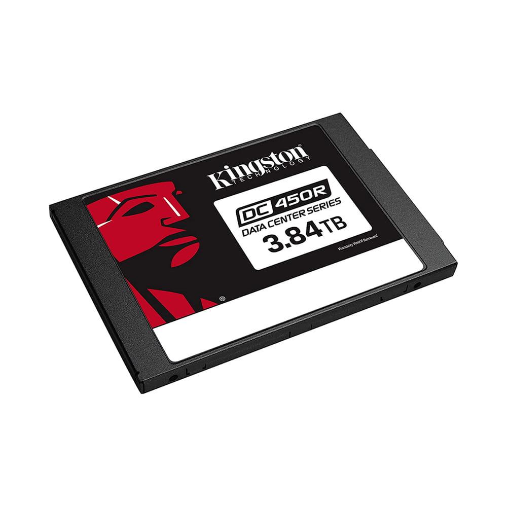 SSD 3.84Tb Kingston DC450R 2.5 SATA3