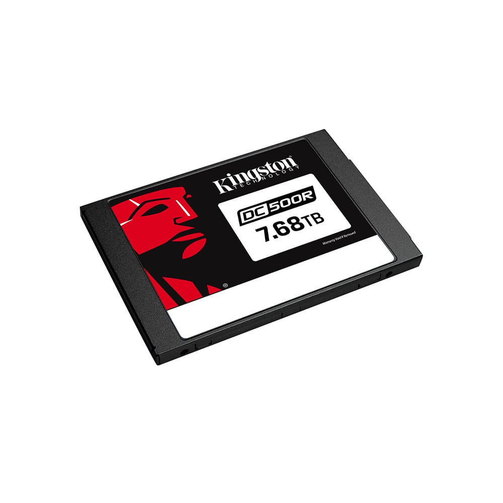 SSD 7.68Tb Kingston DC500R 2.5 SATA3