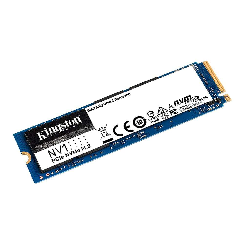SSD 500Gb Kingston NV1 NVMe M.2 Type 2280