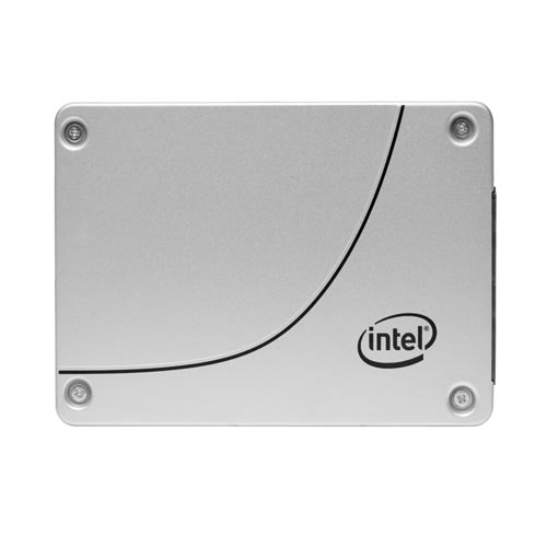 SSD 3.84Tb Intel D3-S4610 2.5 SATA3