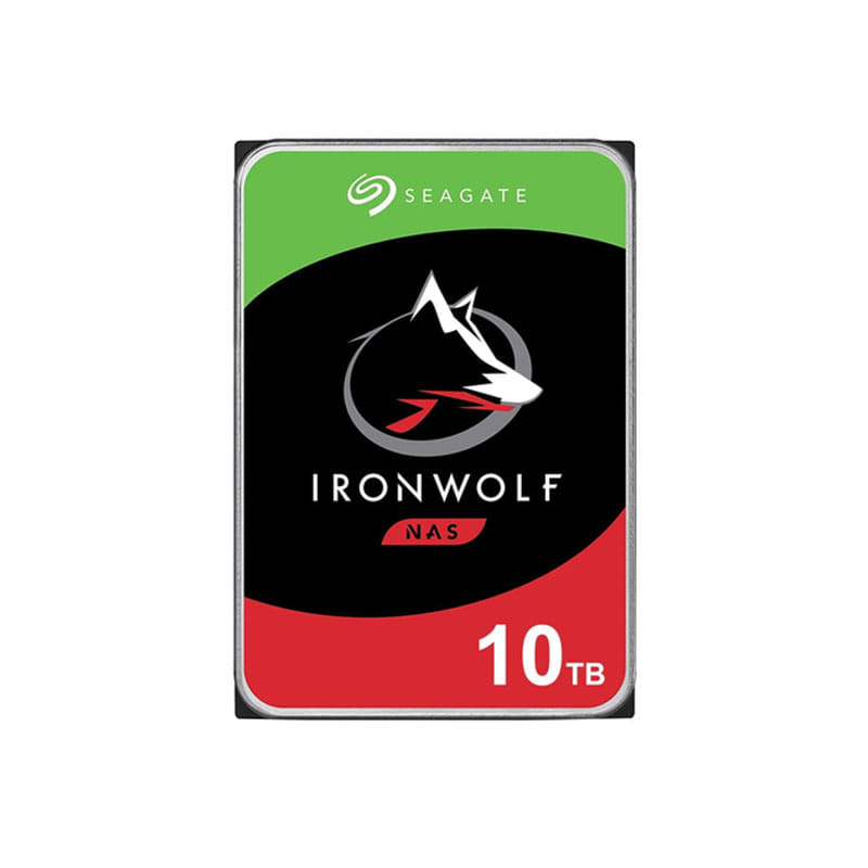 HDD 10Tb Seagate IronWolf 3.5 SATA3 7200rpm