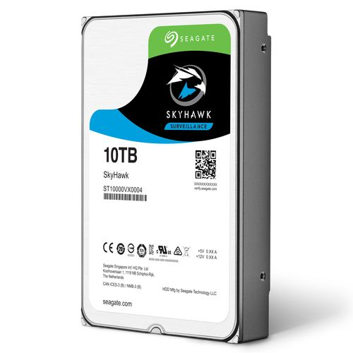 HDD 10Tb Seagate SkyHawk 3.5 SATA3 5900rpm