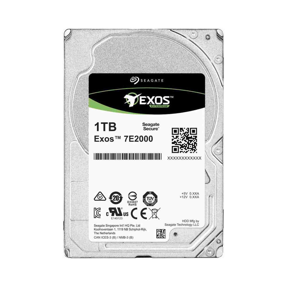 HDD 1Tb Seagate Exos 7E2 2.5 SAS 7200rpm (ST1000NX0453)