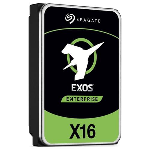 HDD 14Tb Seagate Exos X16 3.5 SAS 7200 rpm