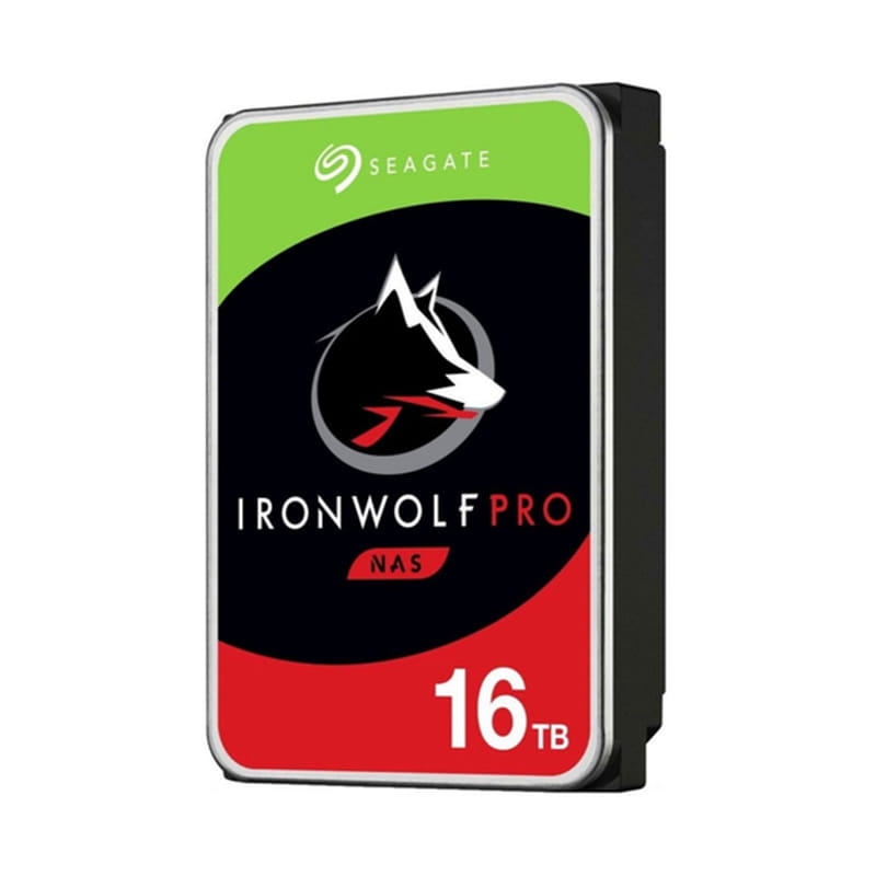 HDD 16Tb Seagate IronWolf Pro 3.5 SATA3 7200rpm