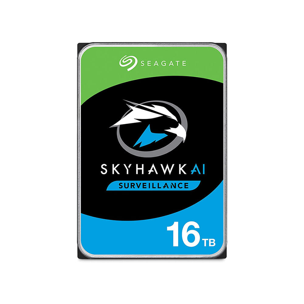 HDD 16Tb Seagate SkyHawk 3.5 SATA3