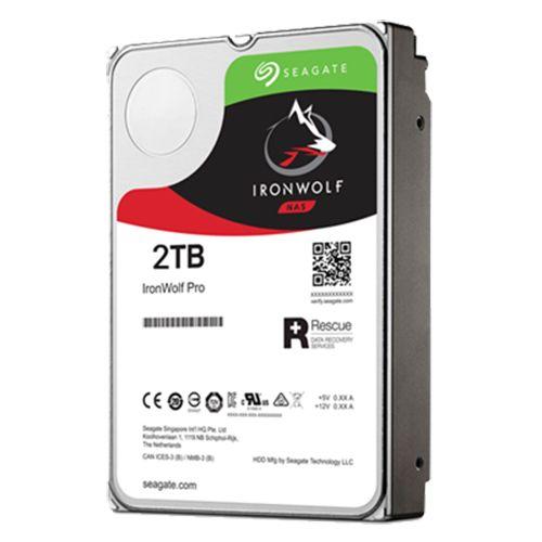 HDD 2Tb Seagate IronWolf Pro 3.5 SATA3 7200rpm