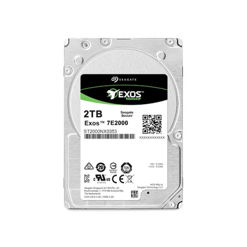 HDD 2Tb Seagate Exos 7E2000 2.5 SAS 7200rpm (ST2000NX0353)