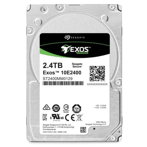 HDD 2.4Tb Seagate Exos 10E2400 2.5 SAS 10000rpm