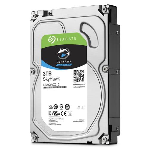 HDD 3Tb Seagate SkyHawk 3.5 SATA3 7200rpm
