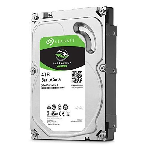HDD 4Tb Seagate Barracuda 3.5 SATA3