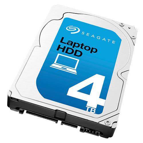 HDD 4Tb Seagate Momentus 2.5 SATA3 5400rpm
