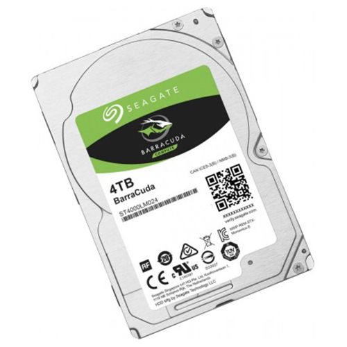 HDD 4Tb Seagate Barracuda 2.5 SATA3 5400RPM