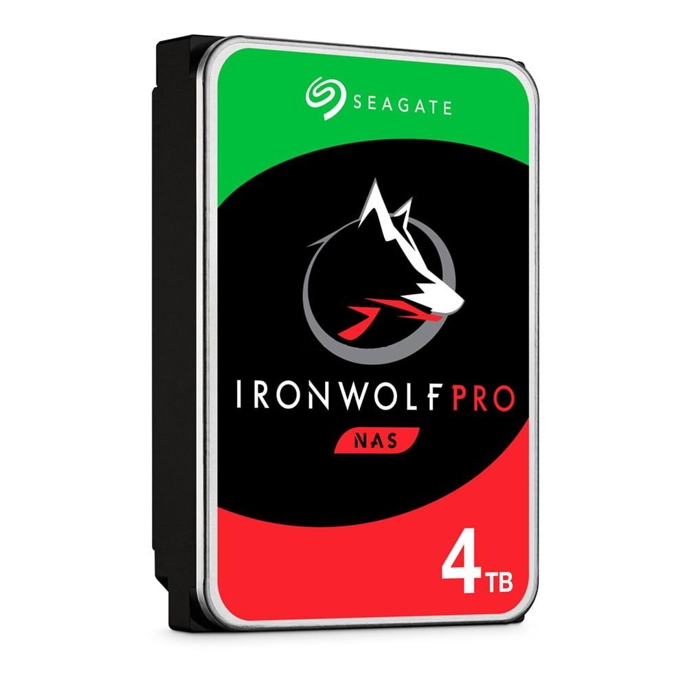 HDD 4Tb Seagate IronWolf Pro 3.5 SATA3 7200rpm