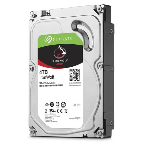 HDD 4Tb Seagate IronWolf 3.5 SATA3 5900rpm