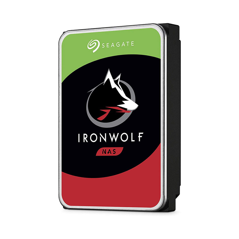 HDD 6Tb Seagate IronWolf 3.5 SATA3 7200rpm