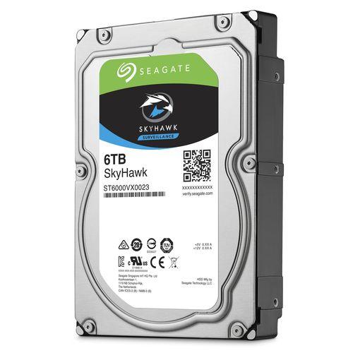 HDD 6Tb Seagate SkyHawk 3.5 SATA3 7200rpm